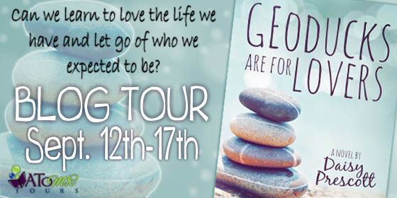 Geoducks Are For Lovers Tour Banner